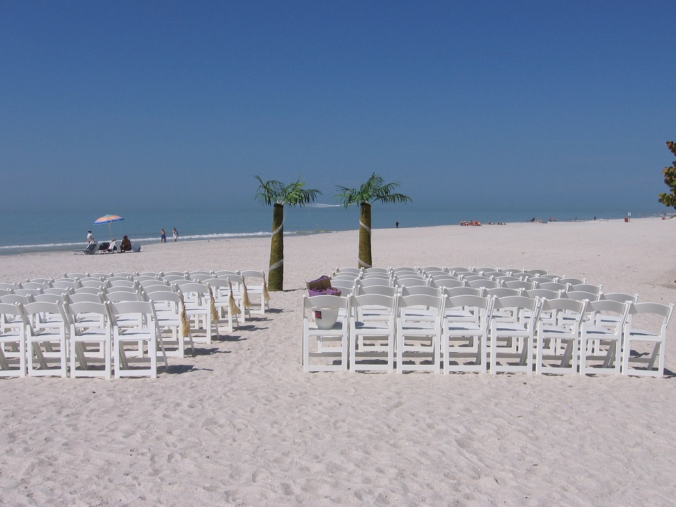 Garden chairs,Redington Beach
