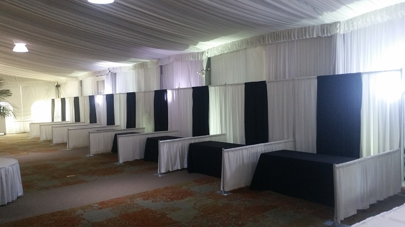 Pipe _ Drape Booths