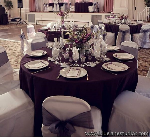 Chair covers_Sashes_Tablecloths