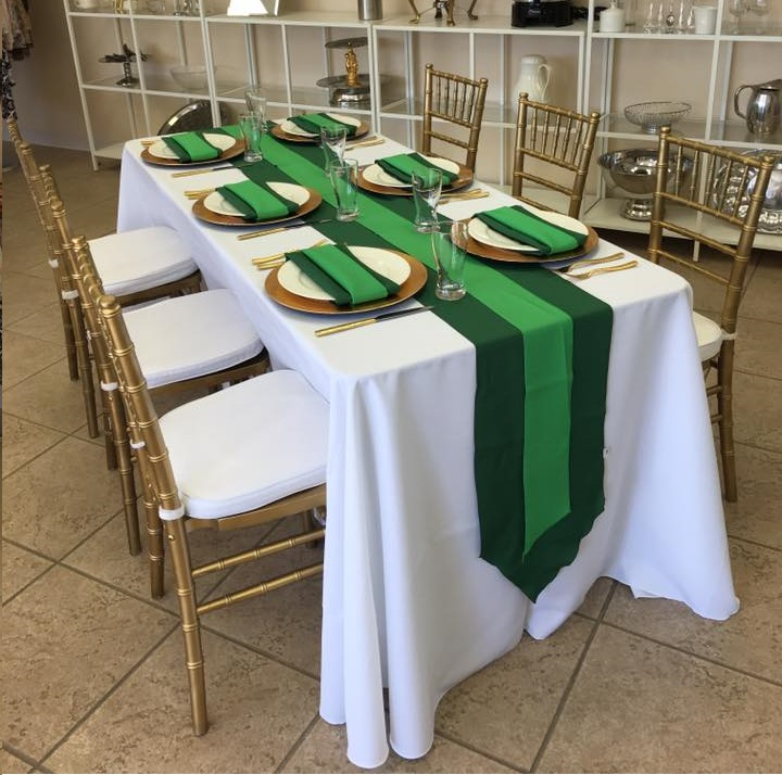 St. Patricks Day Table