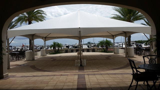 Tampa Frame Tent