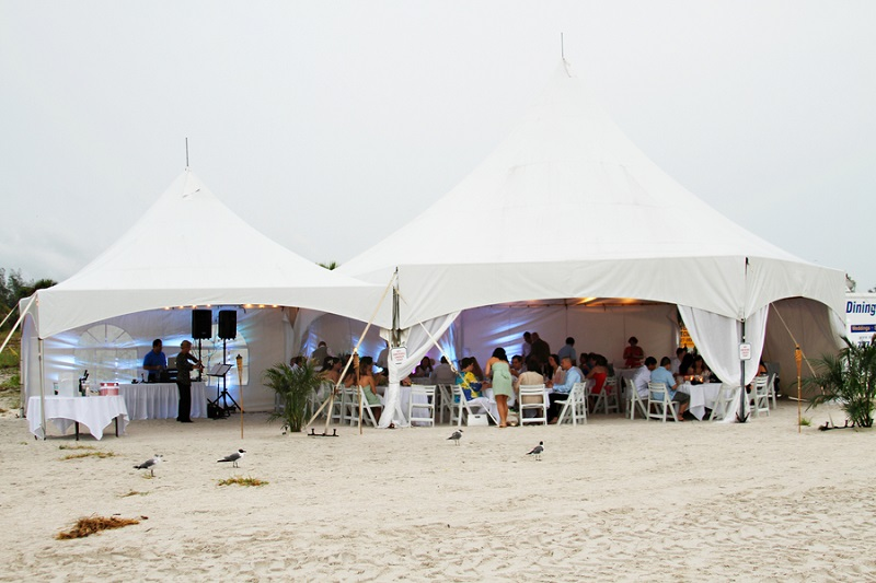 Clearwater Tent
