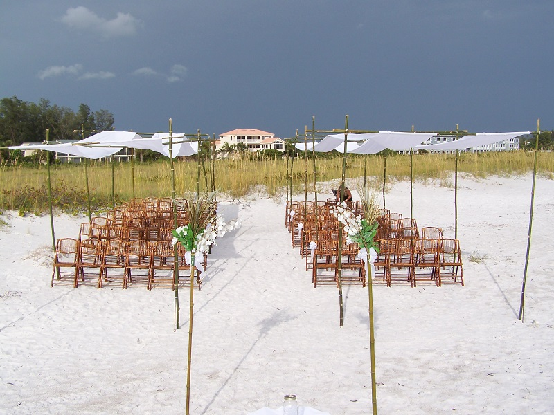 Bamboo Chair Ceremony