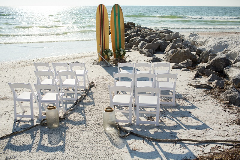 Garden Beach Ceremony