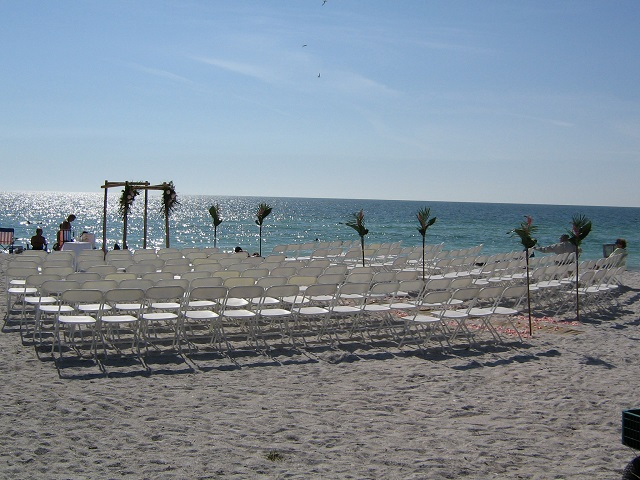 Indian Rocks Beach,chairs