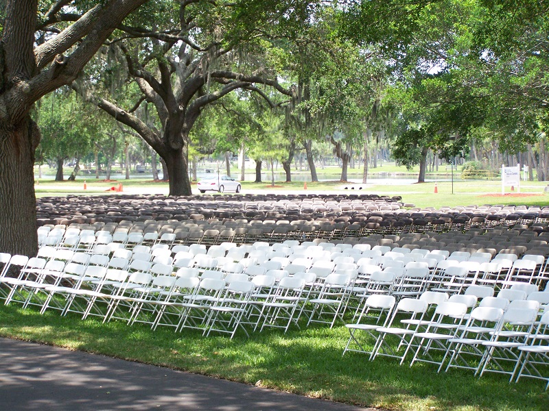 Large Wedding Ceremony