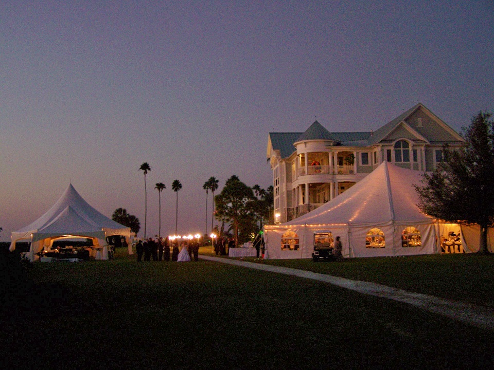 Cocktail and Reception Tents