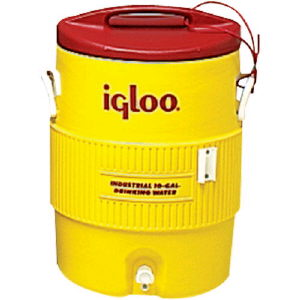 Where to find Igloo Drink Cooler-10 gal in St. Petersburg