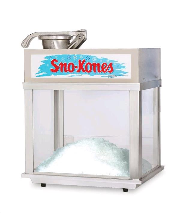 Where to find Sno-Cone Machine in St. Petersburg