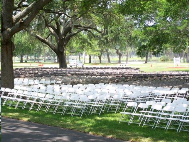 Basic Folding Chair White Rentals St Petersburg Fl Where