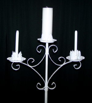Where to find CANDELABRA-White Unity-3 lt in St. Petersburg