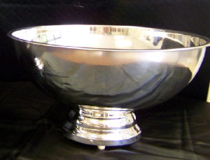 Where to find Punch Bowl-Stainless steel 5gal in St. Petersburg