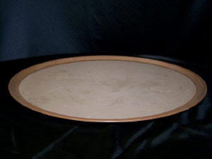 Where to find TRAY- 22 x27  Oval waiter in St. Petersburg