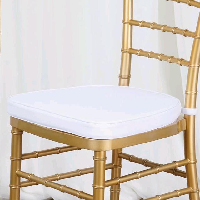 Where to find Chair Pad - White in St. Petersburg