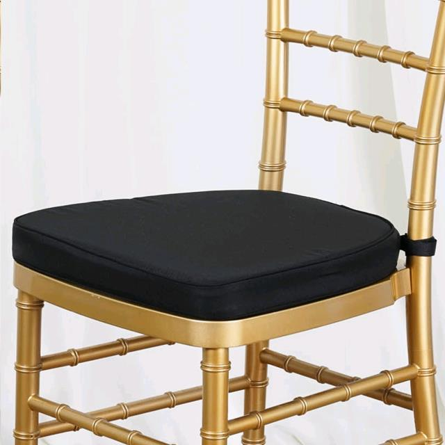 Where to find Chair Pad - Black in St. Petersburg