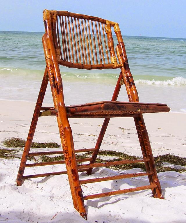 Where to find Folding Chair - Bamboo in St. Petersburg