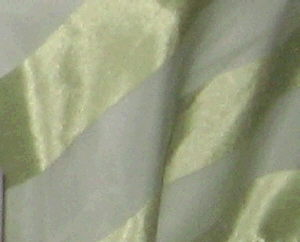 Where to find Sheer Stripe Linens-Apple Green in St. Petersburg