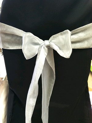 Where to find Sash-Silver Organza in St. Petersburg