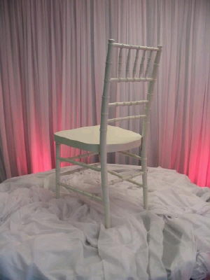 Where to find Chiavari Chair- White in St. Petersburg