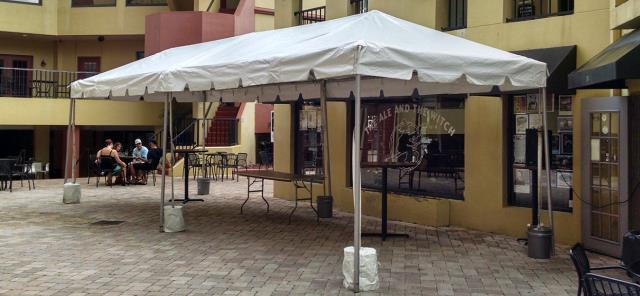 Where to find Canopy-10 x 30  Traditional in St. Petersburg