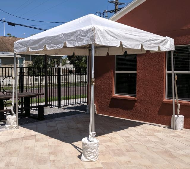 Where to find Canopy-10 x 10  Traditional 1pc in St. Petersburg