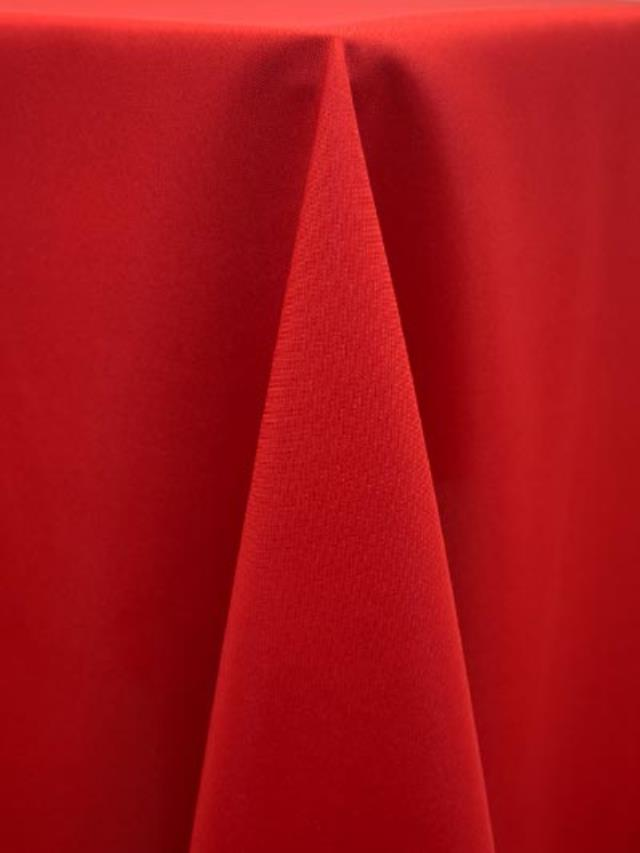 Where to find LINEN-Red Runner  Pointed Ends in St. Petersburg
