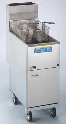 Where to find LP Gas Fryer - 40lb in St. Petersburg