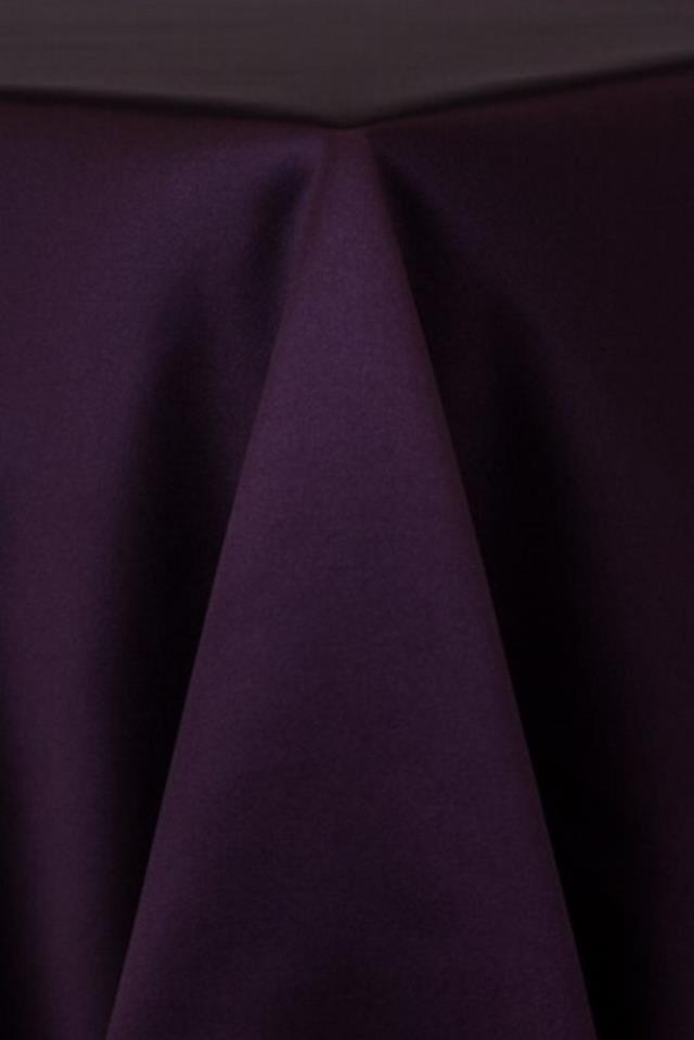 Where to find LINEN-120  Eggplant Matte Satin in St. Petersburg
