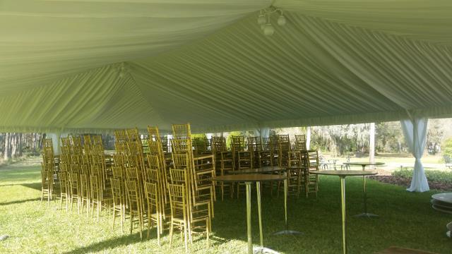 30X30 WEDDING TENT PACKAGE Rentals St  Petersburg FL, Where