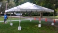 Rental store for Tent Party Package - 24 seats in St. Petersburg FL