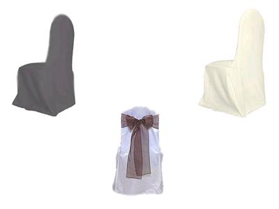 Rent Chair Cover & Sash