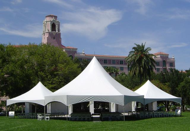 Rent Canopies & Tents