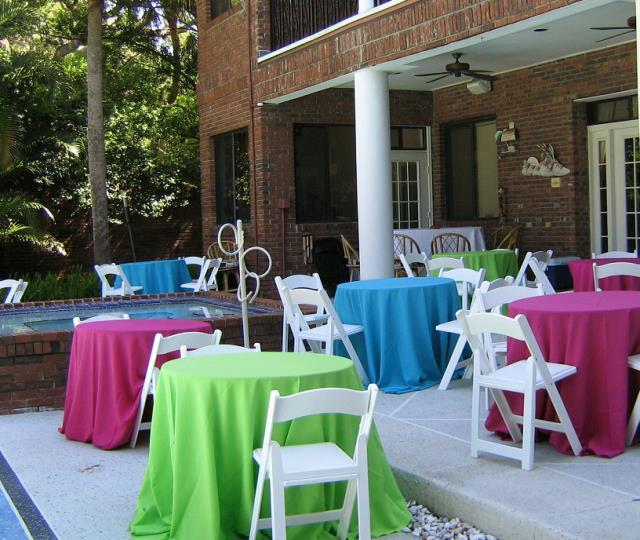 Party Rentals in St Petersburg FL