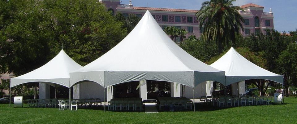 Tent rentals in Tampa